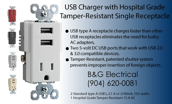 Wall USB Charger